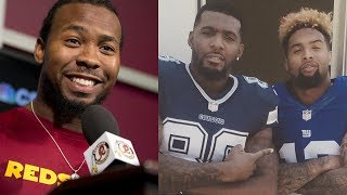 "Download Josh Norman THREATENS Odell Beckham Jr & Dez Bryant: ""There's Going to Be BAD Blood This Year"" Video"