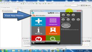 Download Android RSS Reader Video