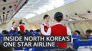 Download Inside North Korea's One Star Airline Video