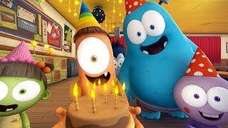 Download Funny Animated Cartoon | Spookiz | Happy Birthday | 스푸키즈 | Kids Cartoon | Videos for Kids Video