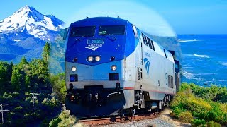 Download Amtrak's Coast Starlight: Los Angeles to Seattle Video