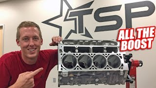 Download Leroy's INSANE New Engine! (serious power) Video
