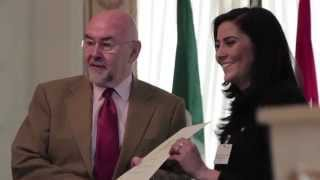 Download Government of Ireland International Scholars and Education in Ireland Ambassadors Honoured Video