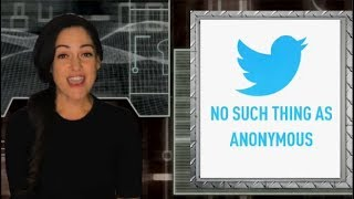 Download Study: there is no such thing as being anonymous on Twitter Video
