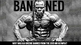 Download Why Kai Greene Is banned From IFBB Mr Olympia? [HINDI] Video