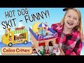 Download Calico Critters Cruise Bad Baby Elephants Break Hot Dog Stand Video