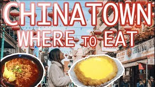 Download TOP 10 SF CHINATOWN: Local's Guide to the Best Restaurants, Bakeries, Coffee Video