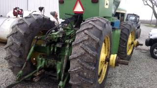Download John Deere 7520 comes back to life Video