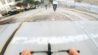 Download INTENSE BMX HILL BOMB RACE Video