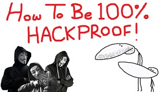 Download How To Be 100% HACKPROOF! Video