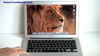 Download Apple MacBook Air 13″ Mid-2011 Model Review Video