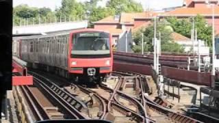 Download Metro Lisboa @ Campo Grande Video