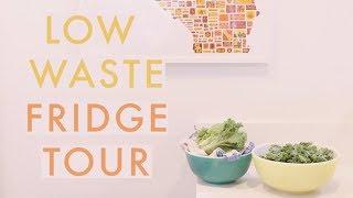 Download Low Waste Fridge Tour + 5 Plant Based Fridge Essentials | Alli Cherry Video