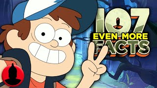 Download 107 Even More Facts About Gravity Falls!! (107 Facts S8 E3) | Channel Frederator Video