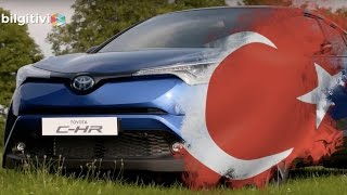 Download Toyota C-HR is producted in Toyota Motors Manufacturing Turkey /トヨタ C-HR Video
