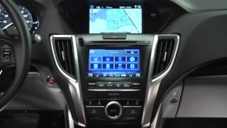 Download Acura — 2015 TLX — Audio System Operation Video