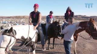 Download Standing Rock Horsemen Protect Against SHADY DAPL Infiltrators Video