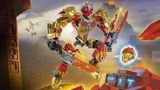 Download LET'S BUILD! - BIONICLE - 71308: Tahu, Uniter of Fire Video