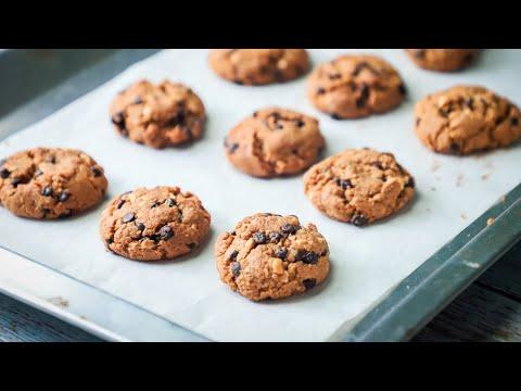Peanut Butter Cookies Flourless - Gluten Free - Flourless Cookies