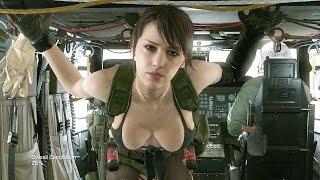 Download Metal Gear Solid V - Episode 45 - A Quiet Exit (S Rank) Parasite Suit (Armor) Video