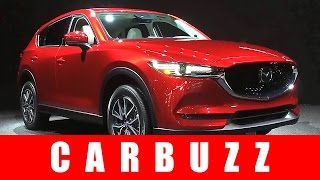 Download Unboxing 2017 Mazda CX-5 - The New Compact Crossover Video