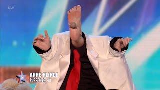 Download Anne Klinge - Britain's Got Talent 2016 Audition week 5 Video