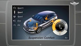 Download Mercedes A-class the driving assistance systems #mercedesaclass Video
