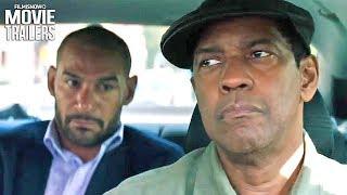 Download THE EQUALIZER 2   All Clips and Trailer Compilation - Denzel Washington Action Thriller Sequel Video