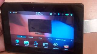 Download Blackberry PlayBook Swiping 101 Video