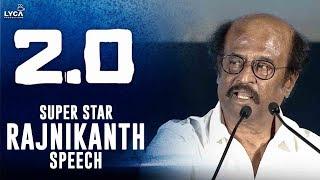 Download Rajnikanth Speech at 2.0 Trailer Launch | Shankar | Akshay Kumar | Lyca Productions Video