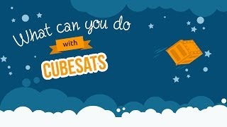 Download What can you do with a cubesat? Video