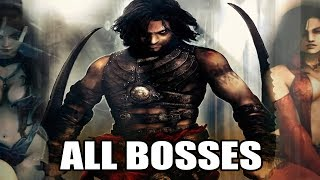 Download Prince of Persia - Warrior Within - All Bosses (With Cutscenes) 1080p60 PC HD Video