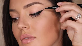 Download In Depth Winged Liner Tutorial! Updated Tips & Tricks 2018 \\ Chloe Morello Video