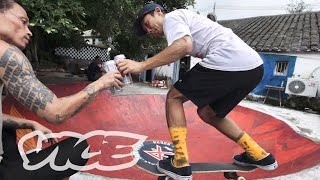 Download Exploring China's Skate Scene with Wang Huifeng Video