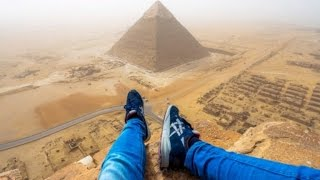 Download Watch This Teen Illegally Climb Egypt's Great Pyramid Video