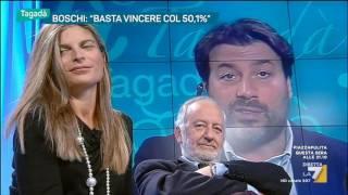 Download Montanari: Berlusconi e Renzi fanno a gara a chi ce l'ha... più lungo, il ponte sullo stretto Video