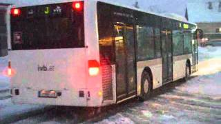 Download ″Busses in the Snow″ - Heavy Snowfalls in Aldrans/Austria (22/12/11) Video