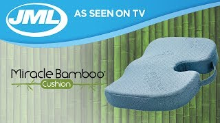 Download Miracle Bamboo Cushion from JML Video
