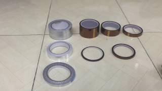 Download Fita Resistente ao Calor Alumínio e Kapton Video