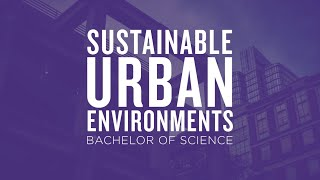 Download Major Insight: Sustainable Urban Environments Video