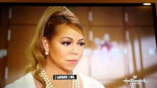 Download Mariah Carey in ″A Christmas Melody″ Video