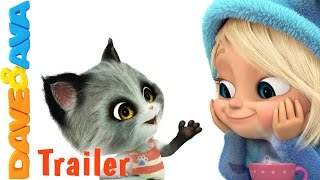 Download 🗺️ Pussy Cat, Pussy Cat – Trailer | Nursery Rhymes and Baby Songs from Dave and Ava 🗺️ Video