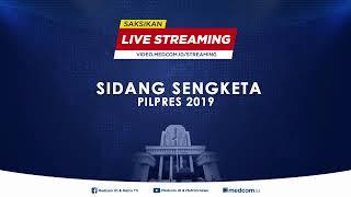 Download LIVE Sidang Sengketa Pilpres 2019 Video