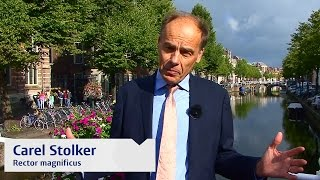Download Message from Rector Magnificus Carel Stolker to students who obtained their bachelor's diploma Video