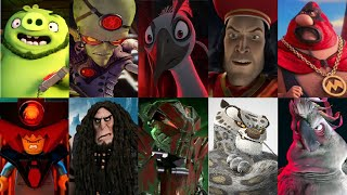 Download Defeats of My Favorite Animated Non-Disney Movie Villains Part 1 Video