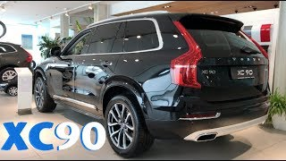 Download 2018 Volvo XC90 in depth review of Inscription vs Momentum pack and D5 vs T8 AWD engine! Video