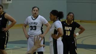 Download 12/2/16 Diablo Valley Vikings vs Taft Cougars Women's College Basketball 2 Video