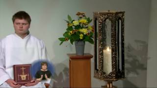 Download Apostolate to the Handicapped for 10-9 Video