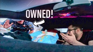 Download COP MESSES WITH THE WRONG LAMBORGHINI OWNER!! Video
