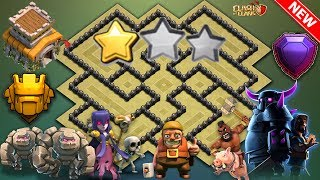 Download Th8 War Base 2018 Anti Dragon Anti Hog Anti Gowipe Anti 2 Star Anti 3 Star Anti Valkyrie Video